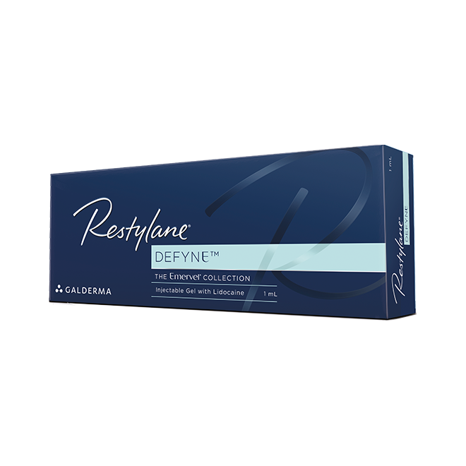 Restylane Defyne 1x1 ml, Dermal Filler