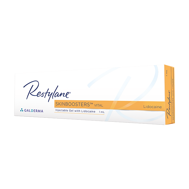 Restylane Skinboosters Vital Lidocaine, 1x1 ml, Dermal Filler