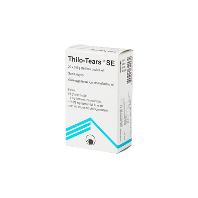 Thilo-Tears SE %0.3 Eye Gel