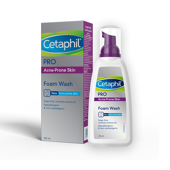 CETA PRO Acne Prone Wash Foam 30x235mlX1