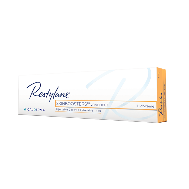 Restylane Skinboosters Vital Light, 1x1 ml Dermal Filler